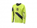 HUSQVARNA Блуза RAILED SHIRT YELLOW HUSQVARNA
