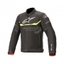 ALPINESTARS Яке T-SPS AIR JACKET BLACK YELLOW FLUO ALPINESTARS